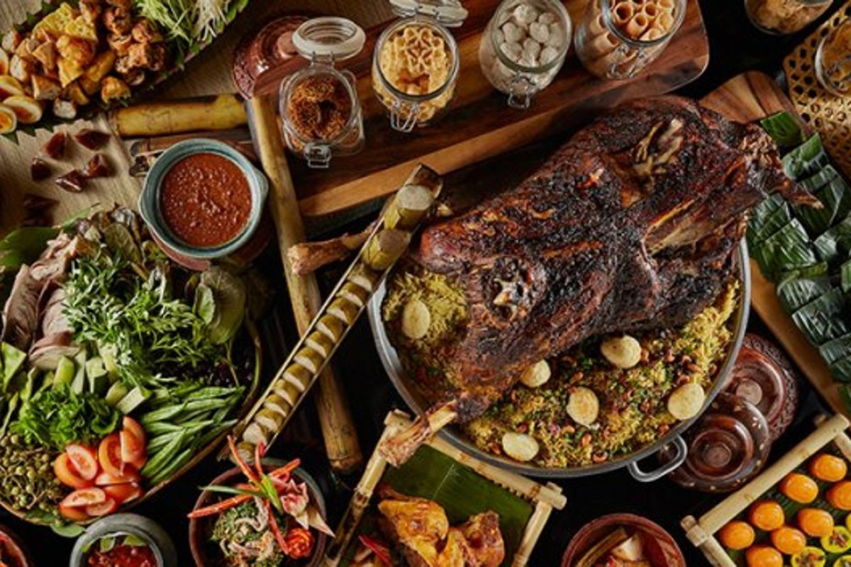 The Juadah Iftar Kampung buffet, which includes more than 50 different dishes, is being served at The Westin Kuala Lumpur daily during the Muslim holy month of Ramadan until June 12.