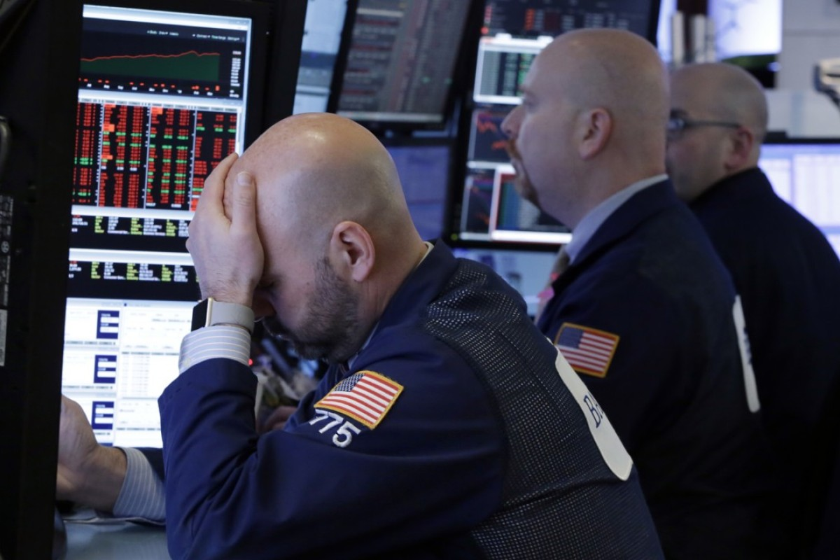 US Treasury bonds bought on December 31 last year have lost value. Photo: AP