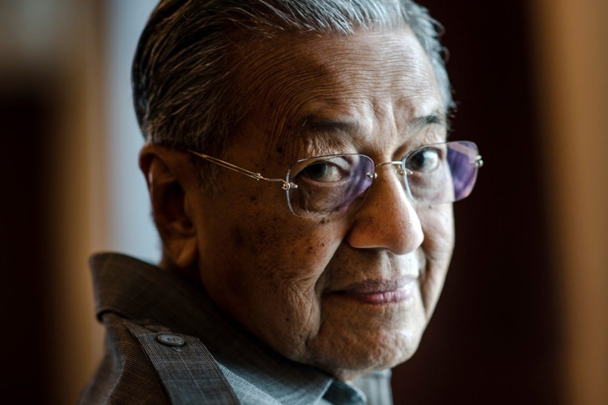 Back to the future: Mahathir Mohamad has raised the possibility of a new national car project, putting behind him the mixed fortunes of his previous initiative, Proton. Photo: Bloomberg