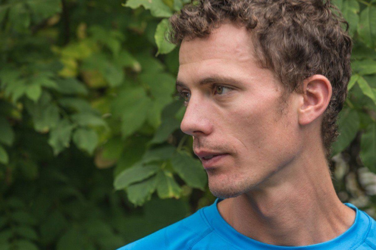 Jim Walmsley has toned down his competitive rhetoric and aims to run a steady pace at the Western States. Photos: Hoka One One