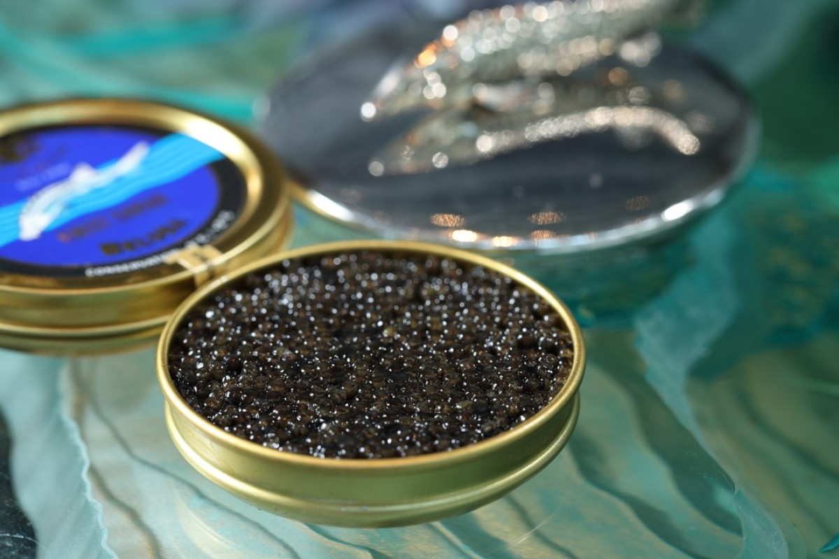Hong Kong's top chefs often use caviar in their signature dishes. Photos: Alex Chan