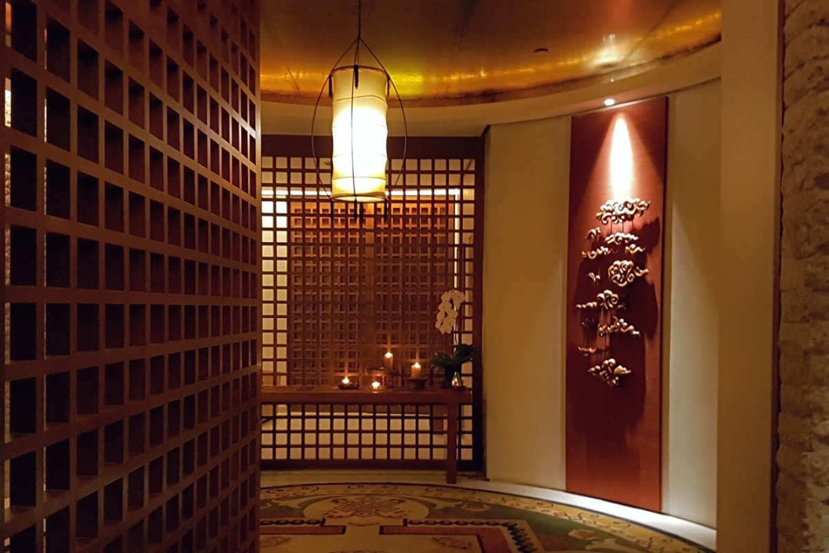 The signature massage at Chi Spa in Shangri-La Bangkok provides a perfect way for guests to unwind. Photo: Cedric Tan