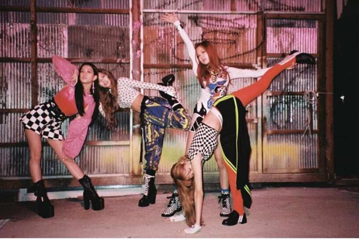 K-pop girl band BLACKPINK, formed in 2016, made history in June when the single 'DDU-DU DDU-DU' reached no 55 on Billboard's Hot 100 Chart – making it the highest-charting K-pop girl group ever. Photo: Instagram