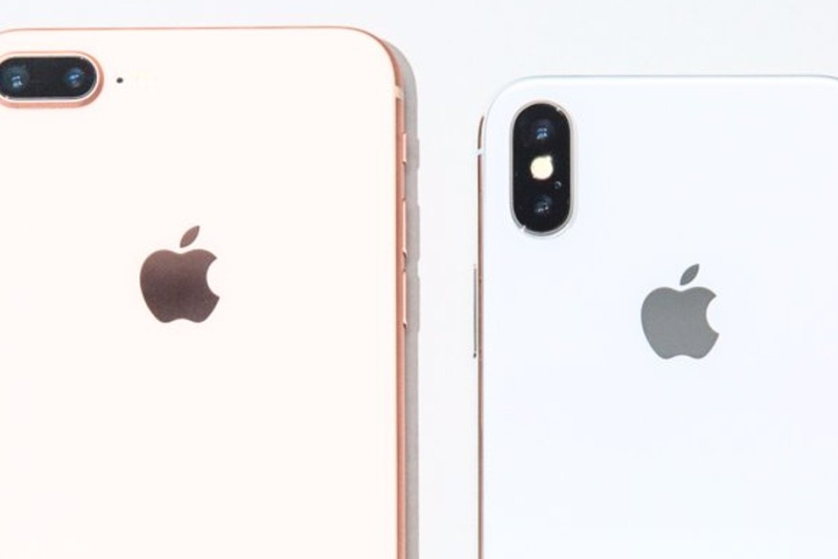 Rumour has it that Apple will release three new iPhones this September, two using OLED technology, the other with a lower-cost LCD screen. Photo: Hollis Johnson