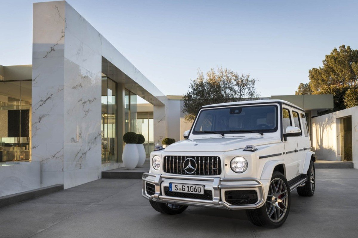 The Mercedes-Benz G-Wagen will go on sale later this year, with most buyers likely to choose the top-of-the-range AMG version, which is faster and more powerful on the open road. Photo: Daimler