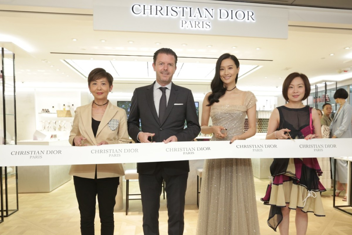 (Diana Hui, Arnaud Dangas, Fala Chen and Yoki Hui