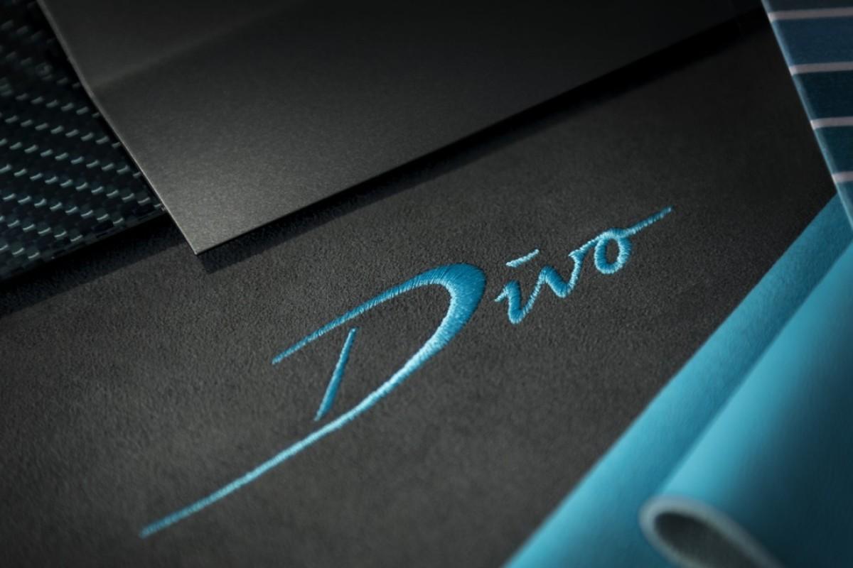 Bugatti's Divo hypercar