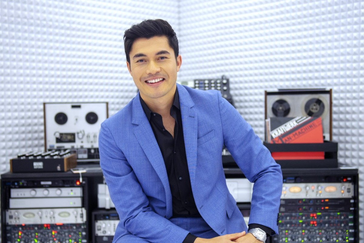 Henry Golding grew up in Sarawak and Terengganu in Malaysia until he moved to England when he was seven – and has been based first in Malaysia, then in Singapore, for the past 10 years.