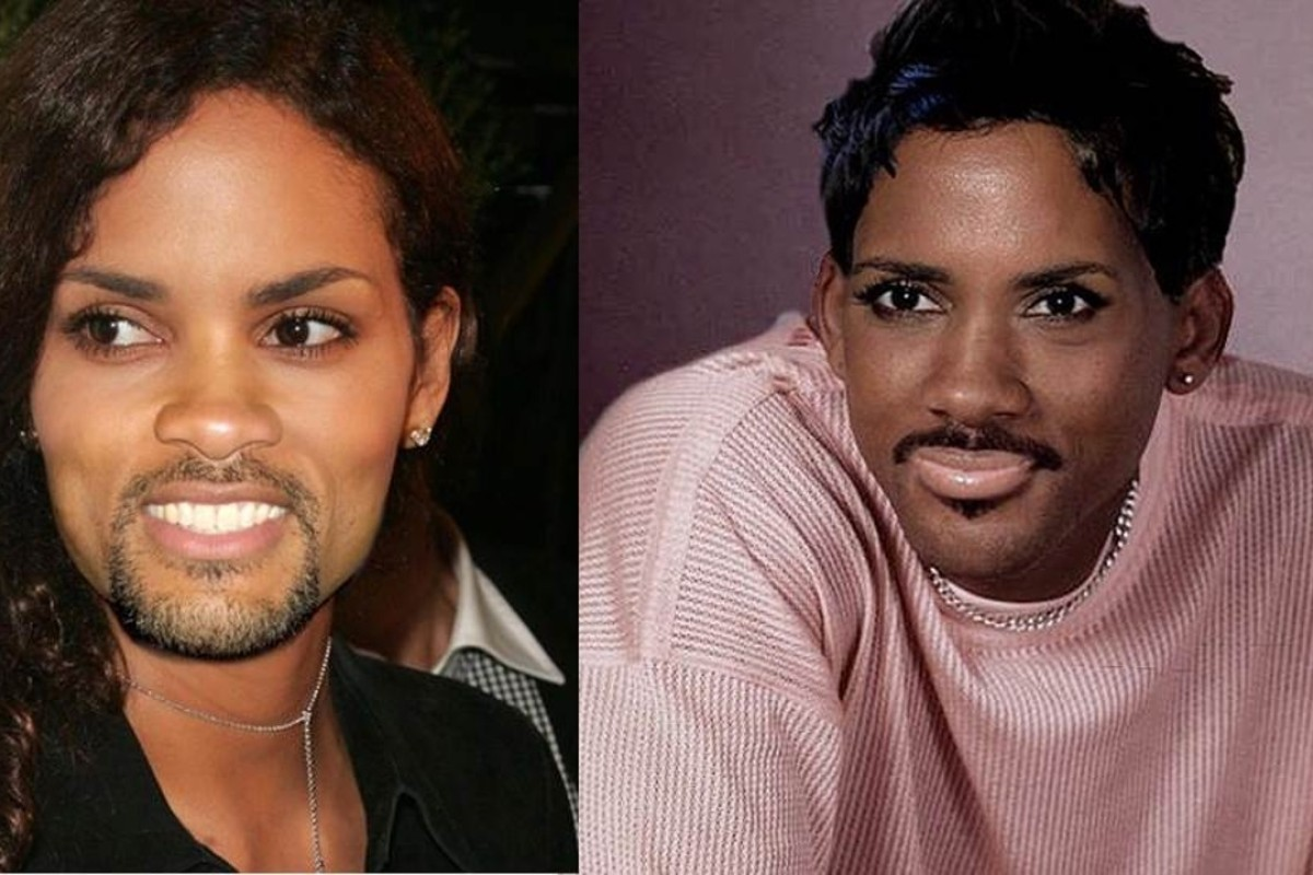 Yes, it's a little confusing – the two mash-up photos of American actress Halle Berry and actor Will Smith which they created and posted on Instagram after she celebrated her 52nd birthday.