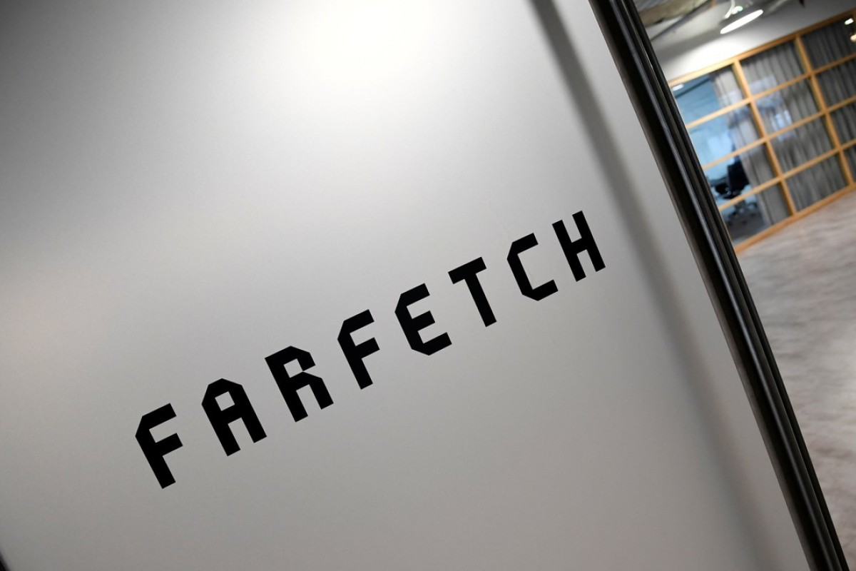 The fashion e-tailer Farfetch, which has its headquarters in Britain, runs an online marketplace for luxury wares offered by nearly 1,000 brands and boutiques worldwide. Photo: Reuters