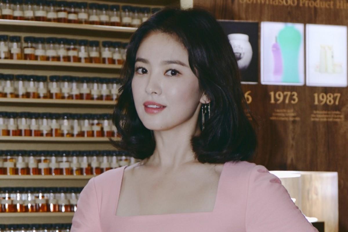 Resultado de imagen para song hye kyo Sulwhasoo'