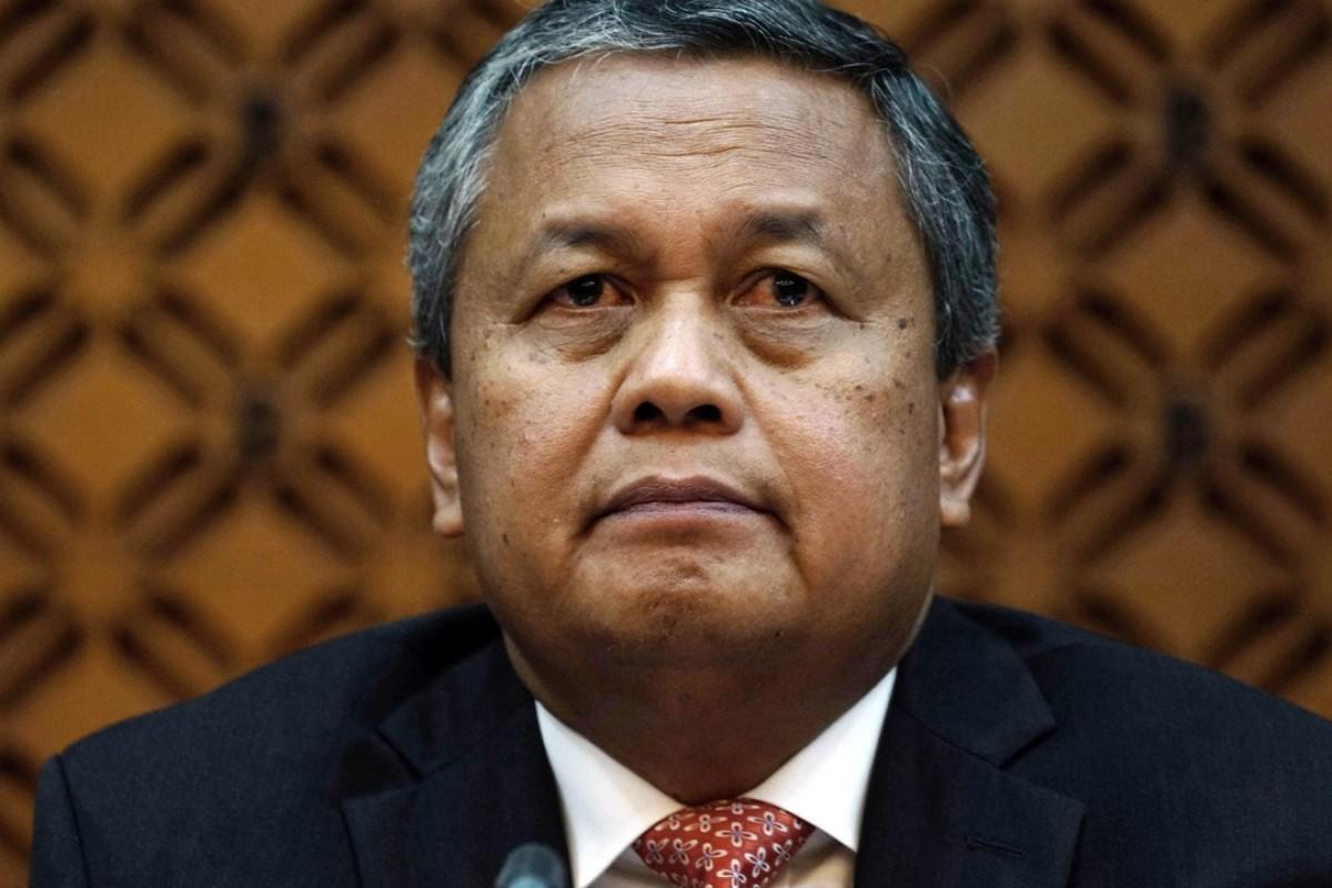 Bank Indonesia governor Perry Warjiyo. Photo: Bloomberg