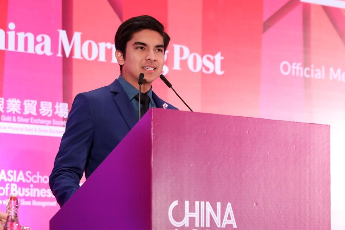 Asia's youngest cabinet minister, Syed Saddiq Syed Abdul Rahman of Malaysia. Photo: K.Y. Cheng