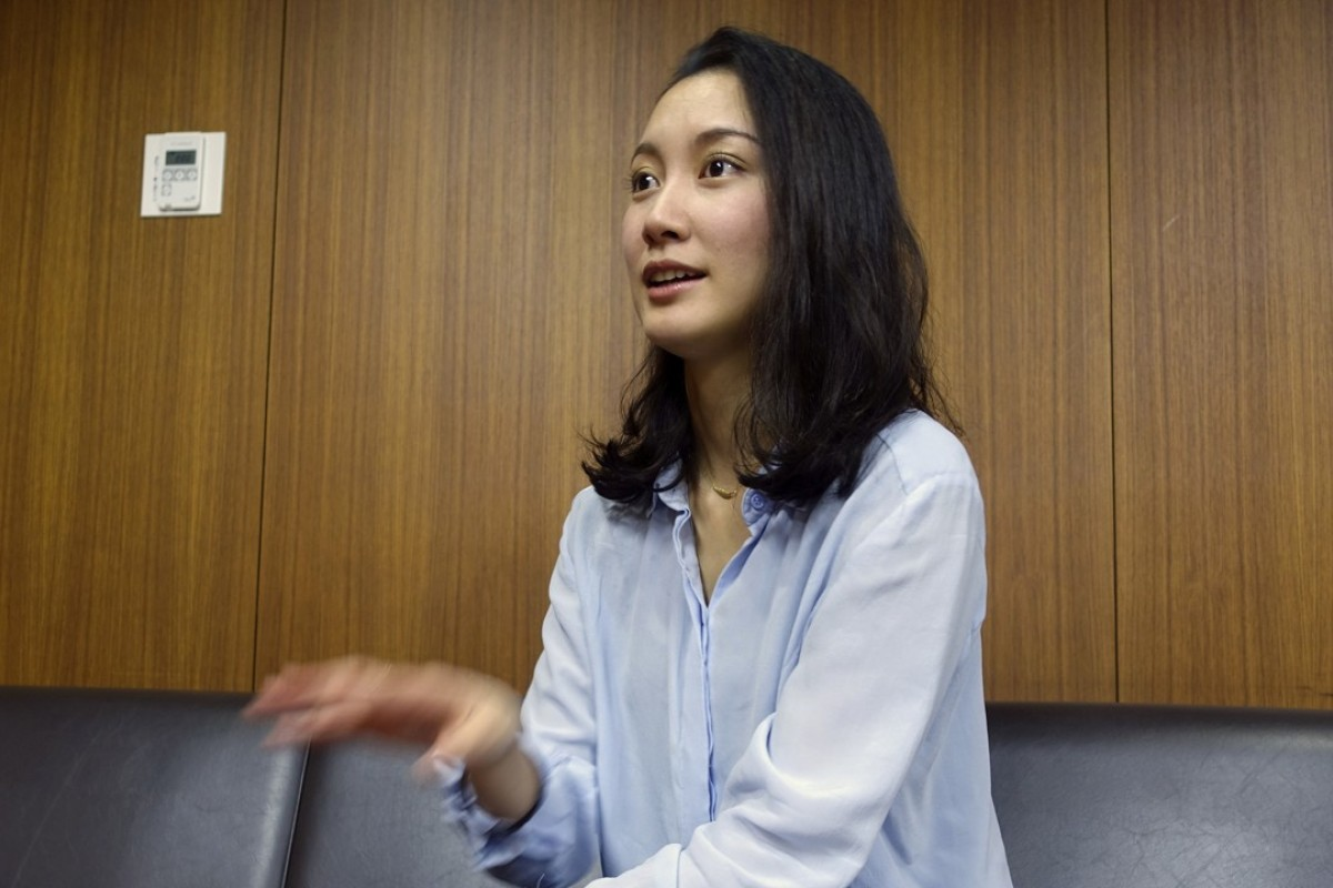 Journalist Shiori Ito sparked the rise of Japan's #MeToo movement after speaking up about her alleged drugging and rape by a veteran television newsman. Photo: AP