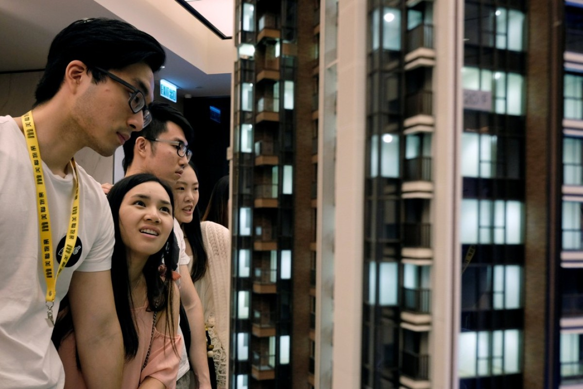 Hong Kong property buyers are often told not to worry about banks' limits on leverage. Photo: Reuters