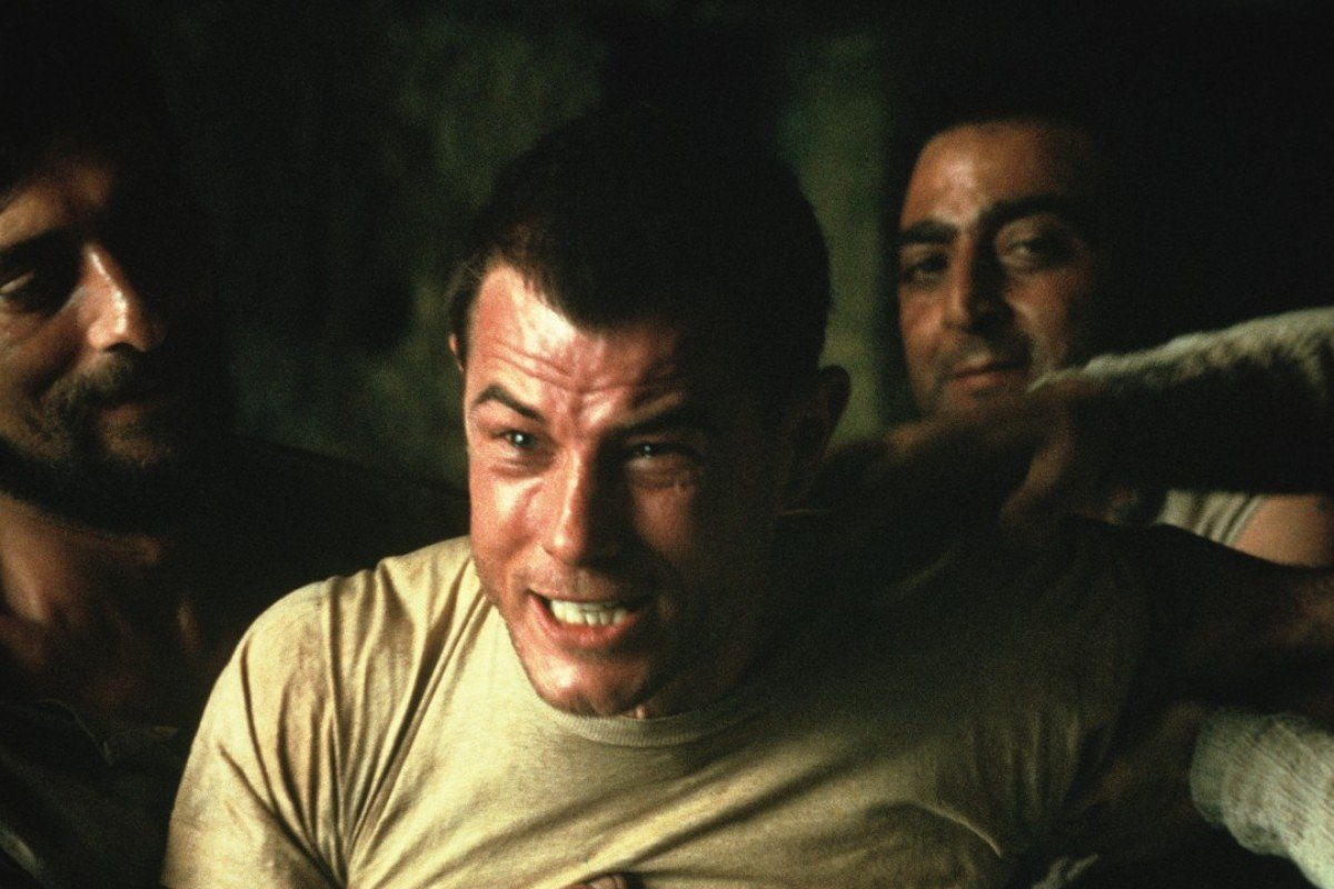 Brad Davis in Midnight Express.