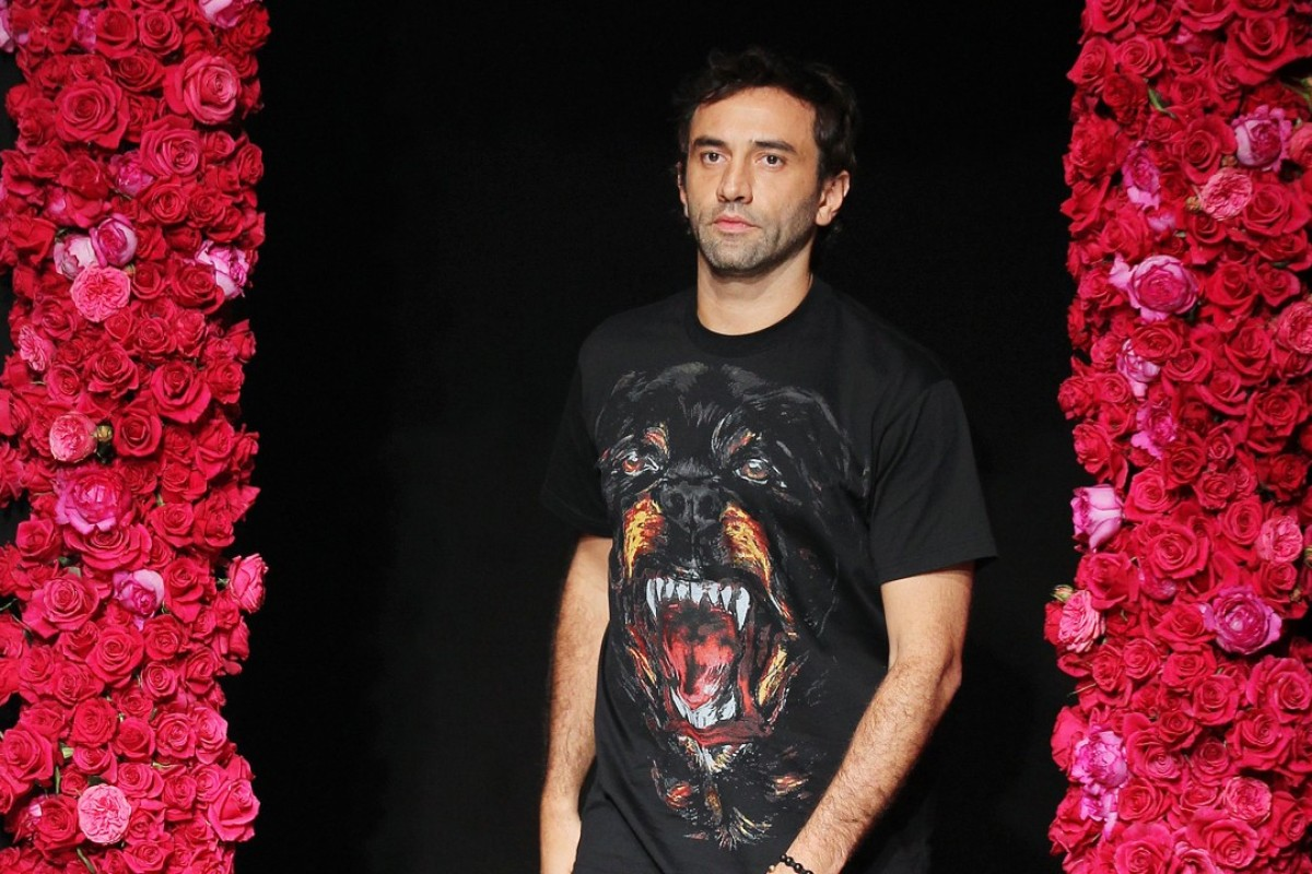 Italian fashion designer Riccardo Tisci frequently talks about using psychic mediums and the influence of his Zodiac sign on his fortunes. Photo: AFP