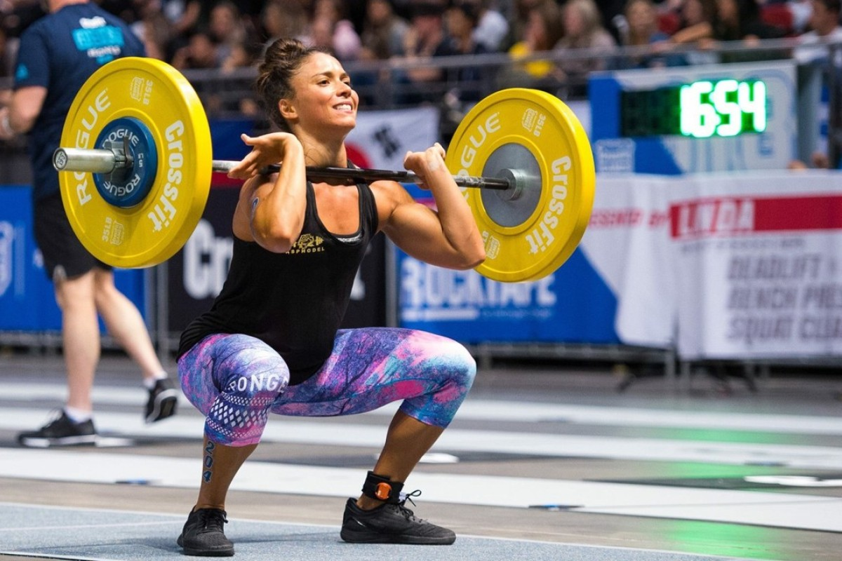Victoria Campos could become a household name in Hong Kong very soon. Photos: CrossFit