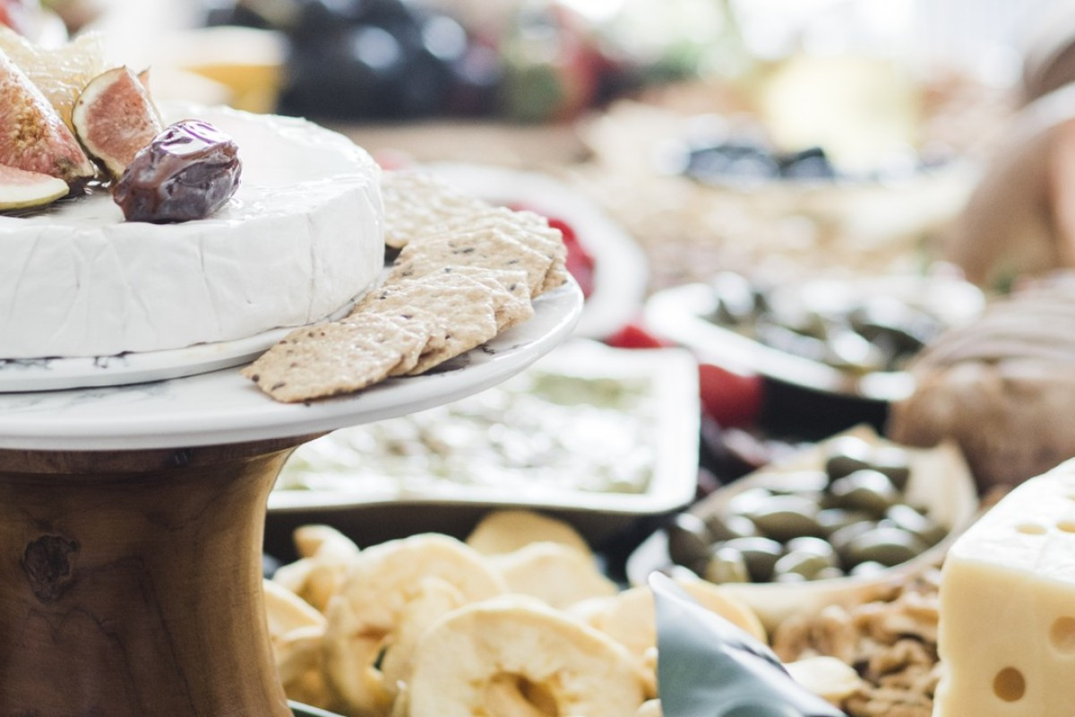 Hong Kong's The Green Platters – which specialises in producing cheeses – offers bespoke, eco-friendly vegan grazing tables platters and boxes