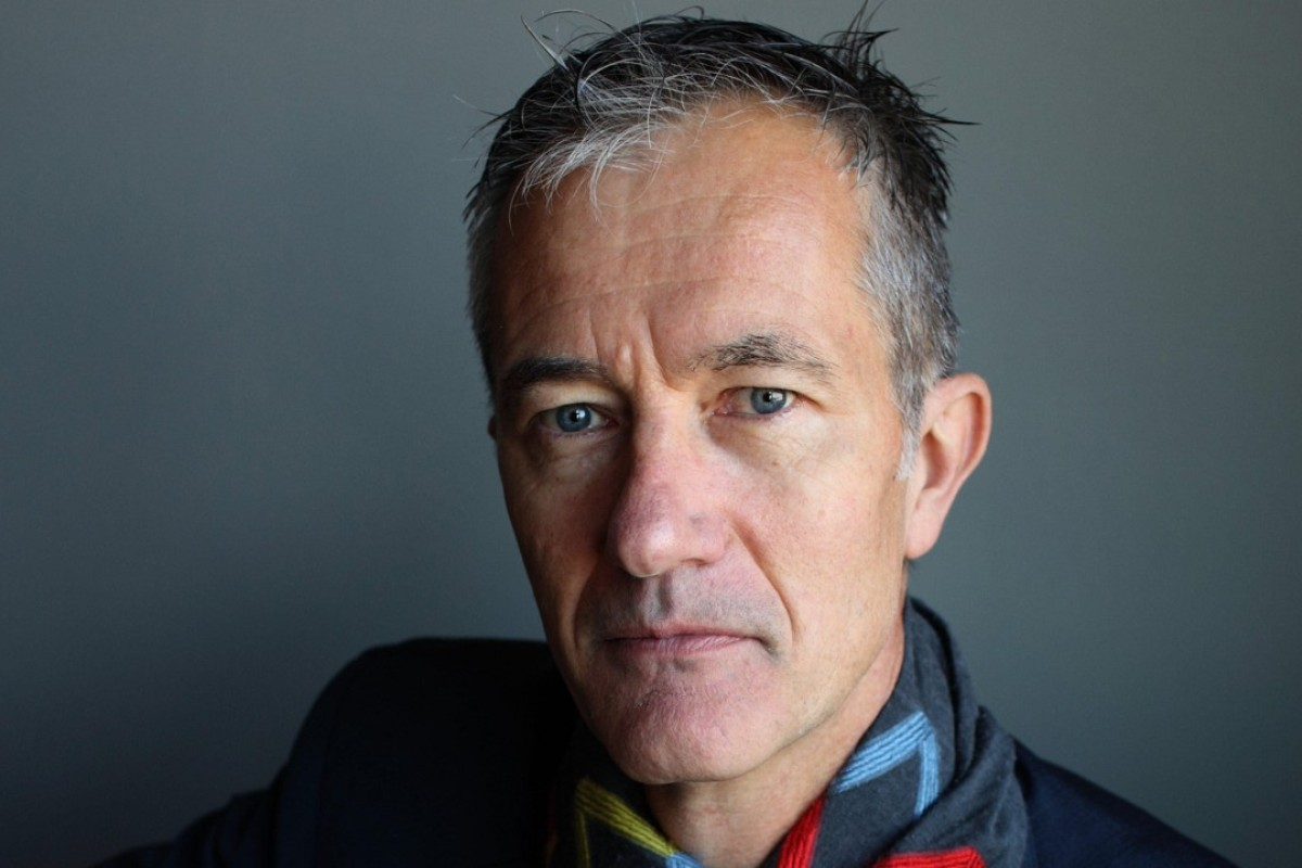 Author Geoff Dyer. Picture: Alamy