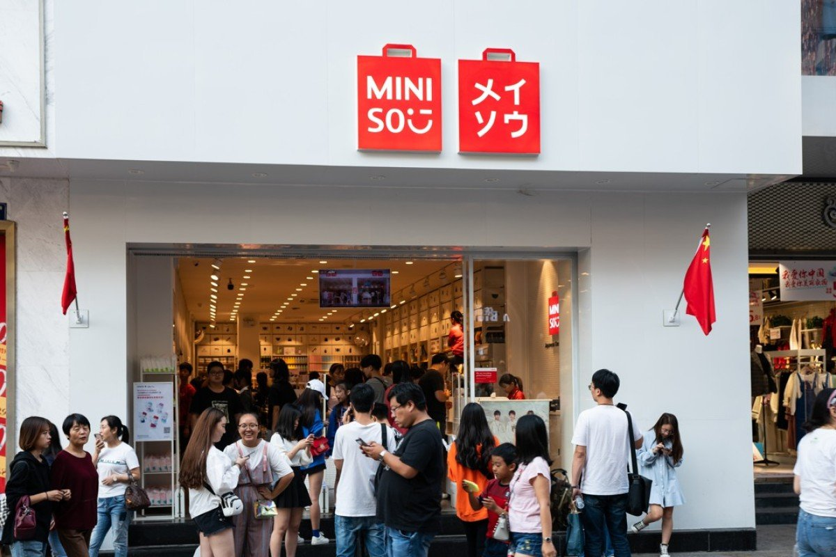 Miniso has often been accused of copying several Japanese brands. Photo: Shutterstock