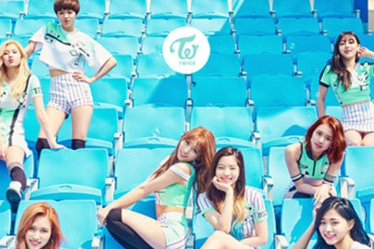 'Yes or Yes' is the sixth EP released by Korean K-pop group Twice. Photo: Yonhap