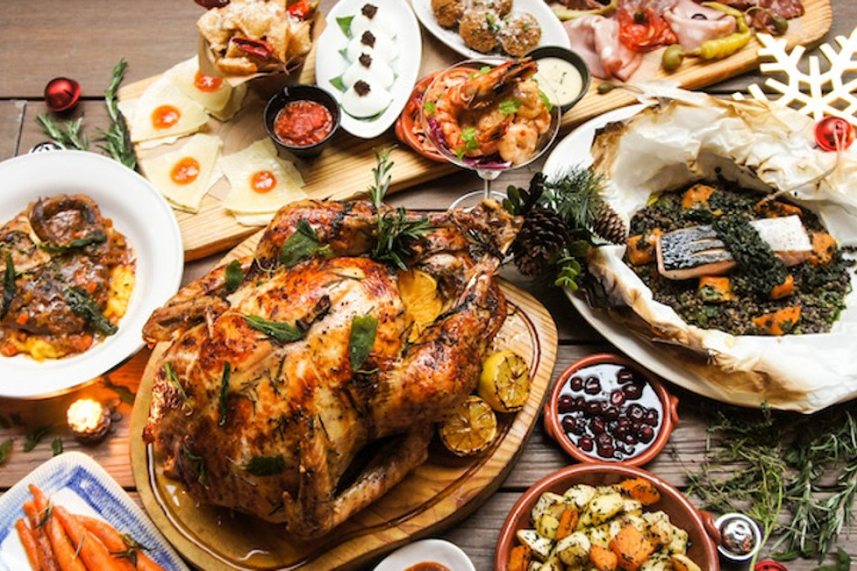 Jamie's Italian is one of many restaurants offering a special Thanksgiving menu this year in Hong Kong.