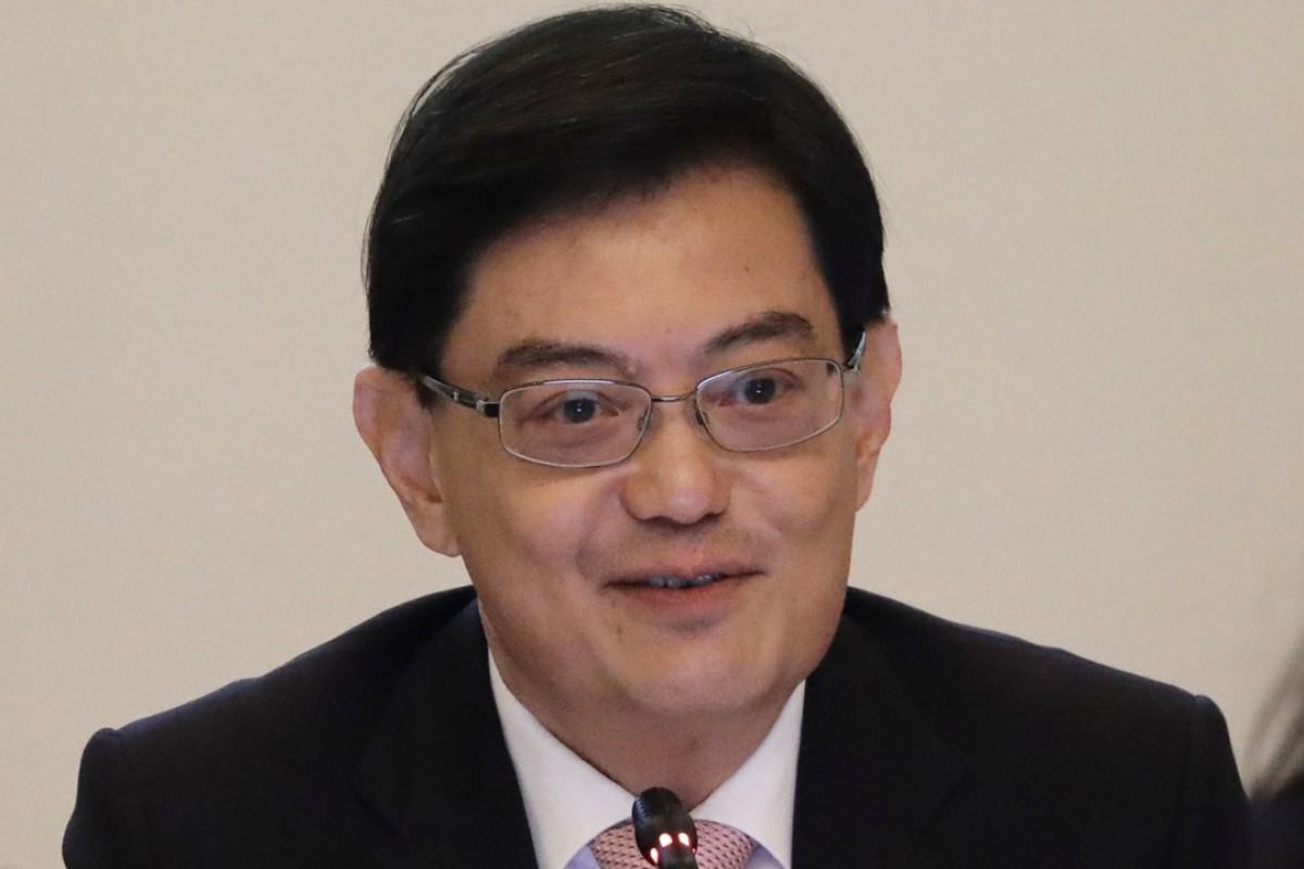 Singapore leader-in-waiting Heng Swee Keat. Photo: AP