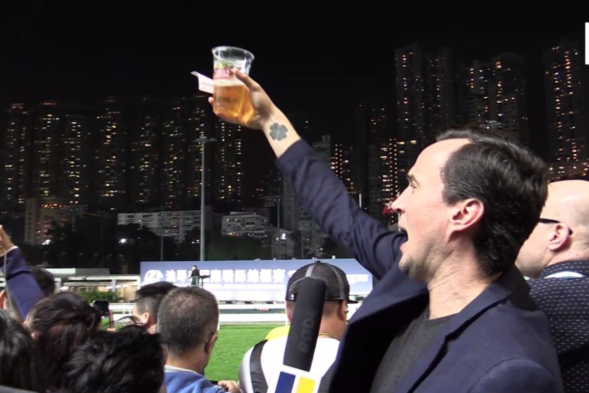 SCMP Sport reporter Patrick Blennerhassett on his first night at the races.