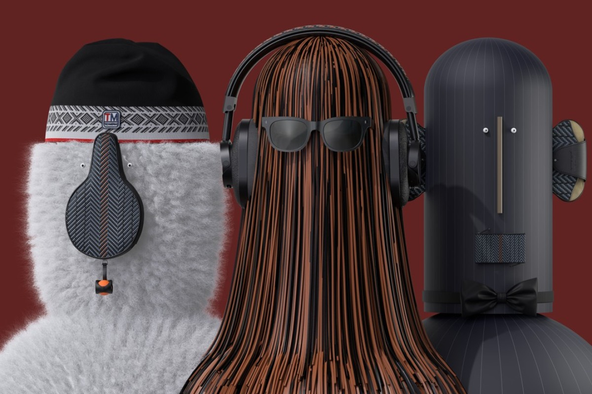 Zegna showcases its Trofeo wool, Techmerino wool and Pelletessuta fabric this festive season with three amusing characters. Romeo, Enzo and Luigi are humorously constructed with elements from the gift collection.