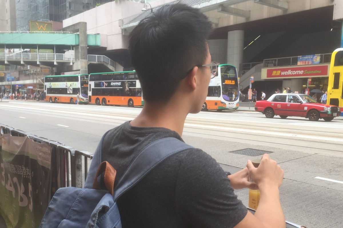 James Wong went from masseur to part-time boyfriend. Photo: Sylvia Yu
