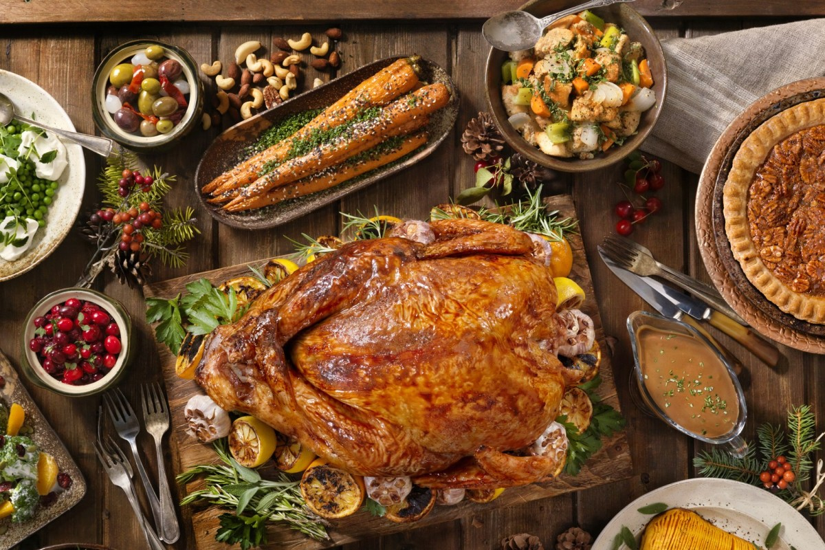 5 Ways To Avoid Eating Your Way Into A Food Coma This Festive Season