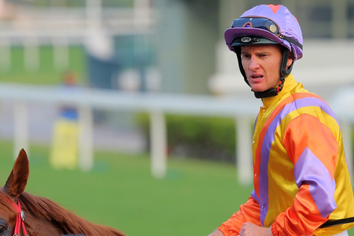 Zac Purton returns on Superich after his win earlier this season. Photos: Kenneth Chan