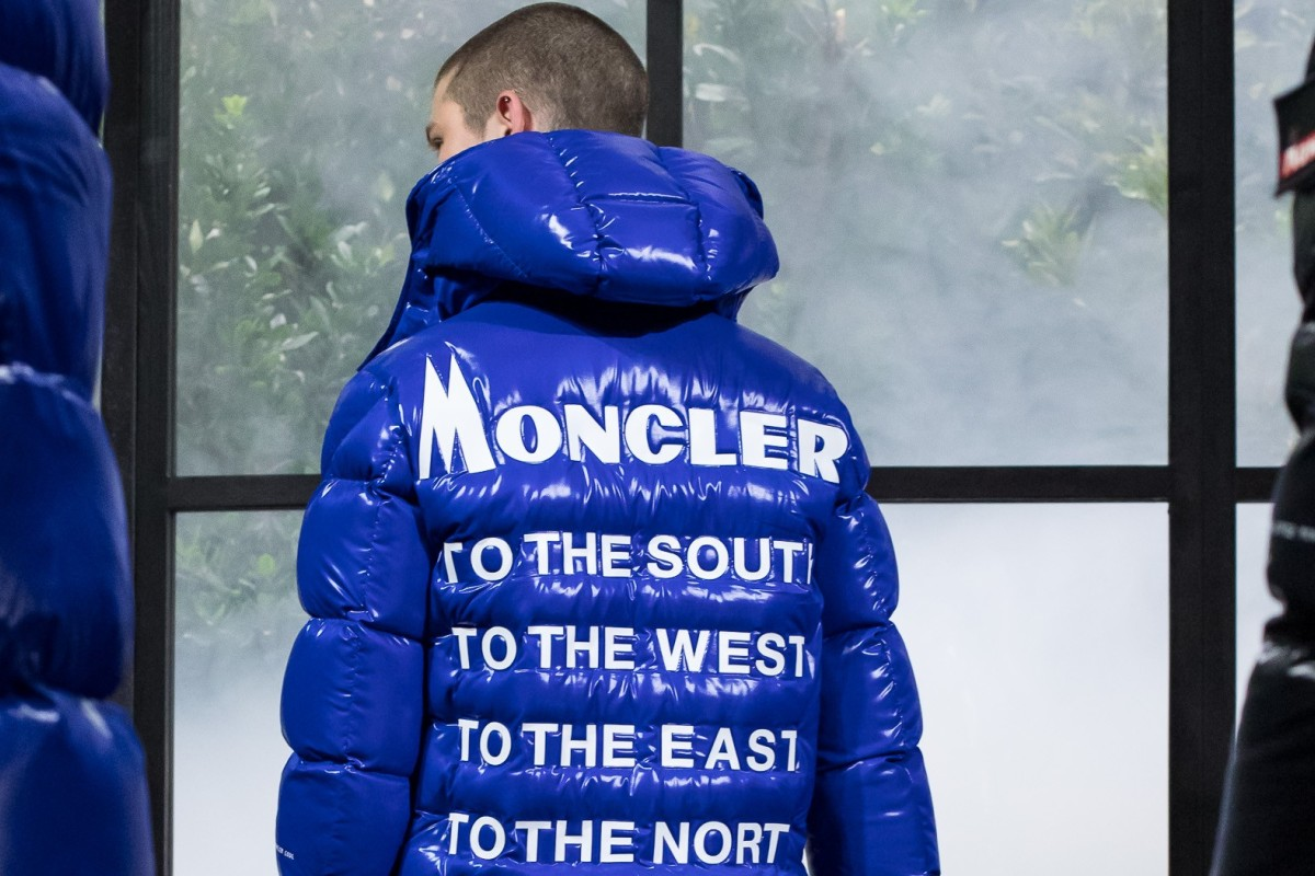 The 7th series of Moncler's Genius Project has been launched. The collection features Japanese designer Hiroshi Fujiwara x Moncler creations.