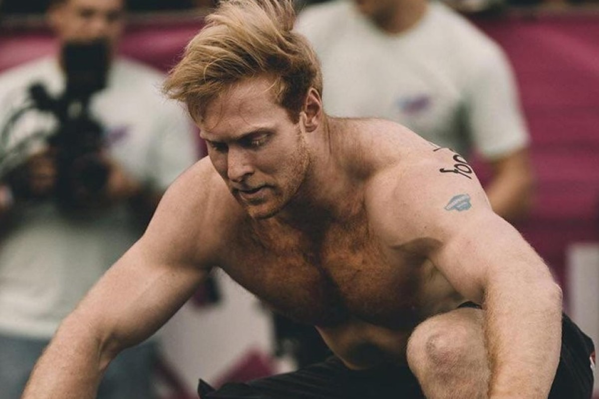Patrick Vellner in action in Miami. Photos: Wodapalooza