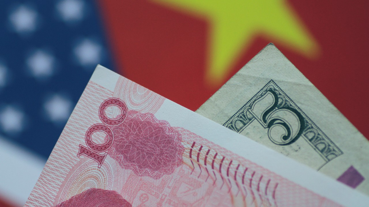China keeps buying more US debt (of course)