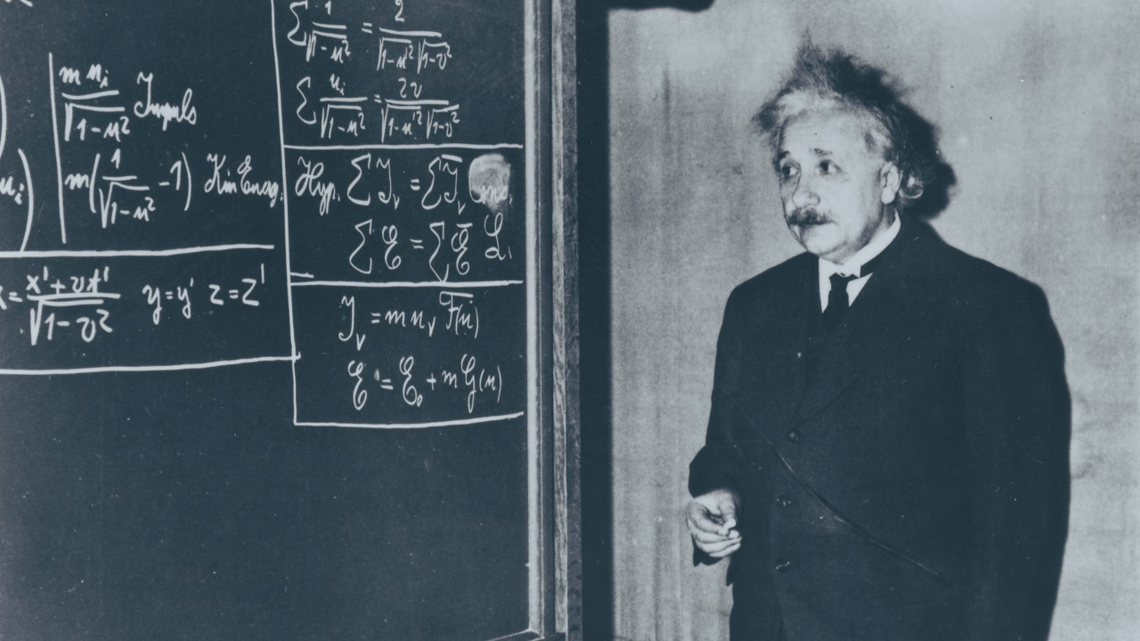 In China, internet users are cool with Einstein's racist comments