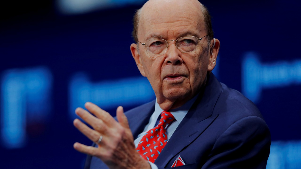 Wilbur Ross to press China on tech transfer