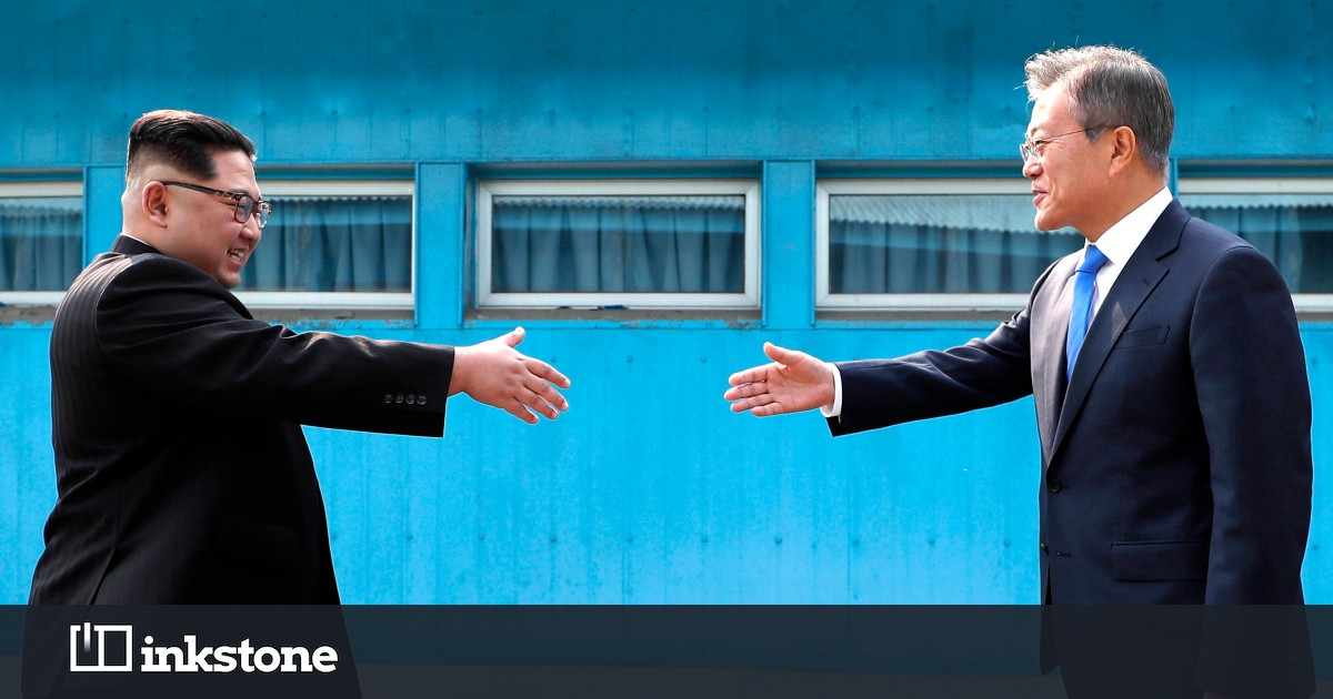 North and South Korea agree to end nukes - Inkstone