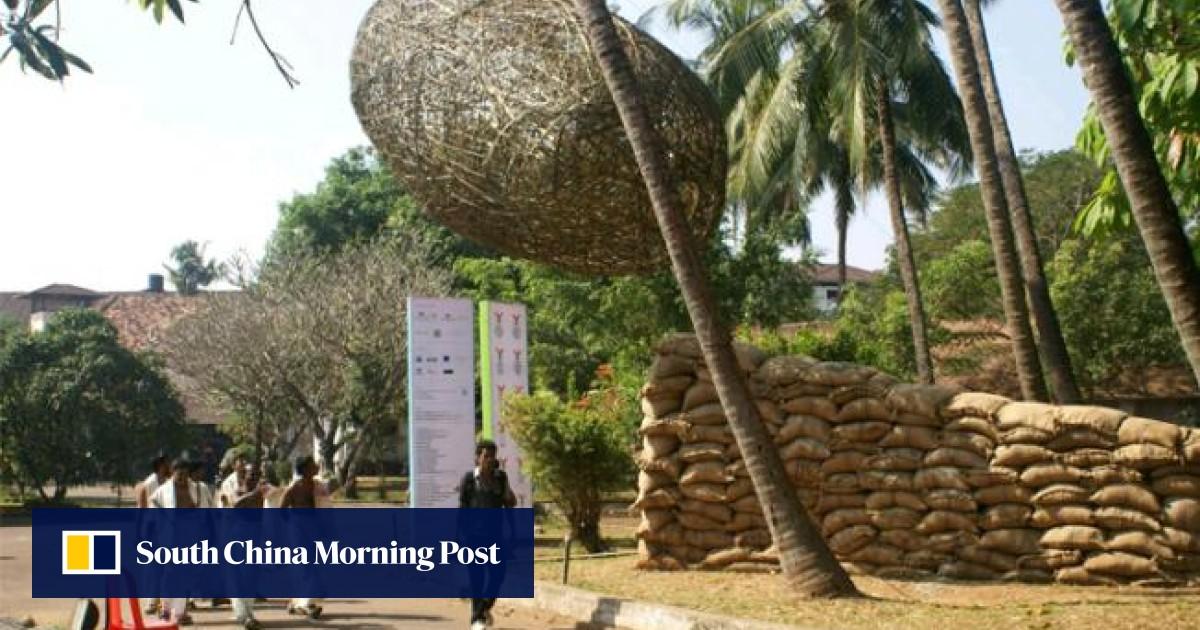 Kochi coup: an Indian art biennale | Post Magazine | South China ...