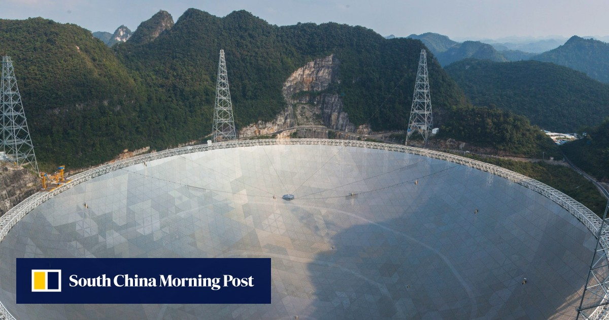 Alien nation: is China's race to make first contact danger to mankind?