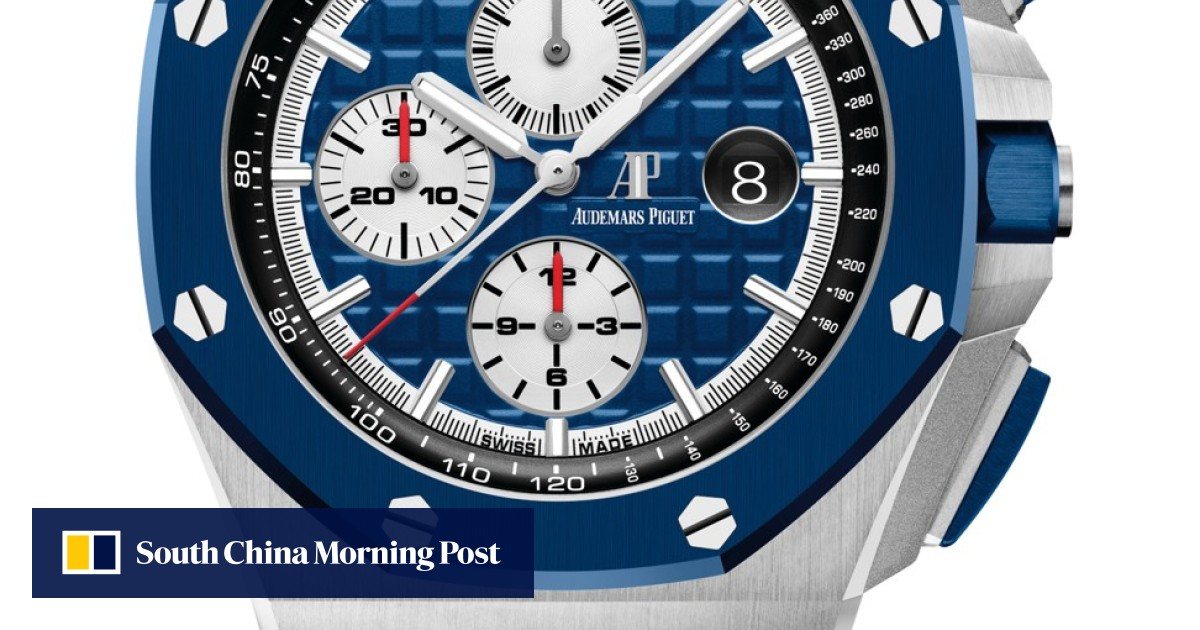 Three winning watches heading to SIHH 2019 from Girard-Perregaux, IWC and Audemars Piguet