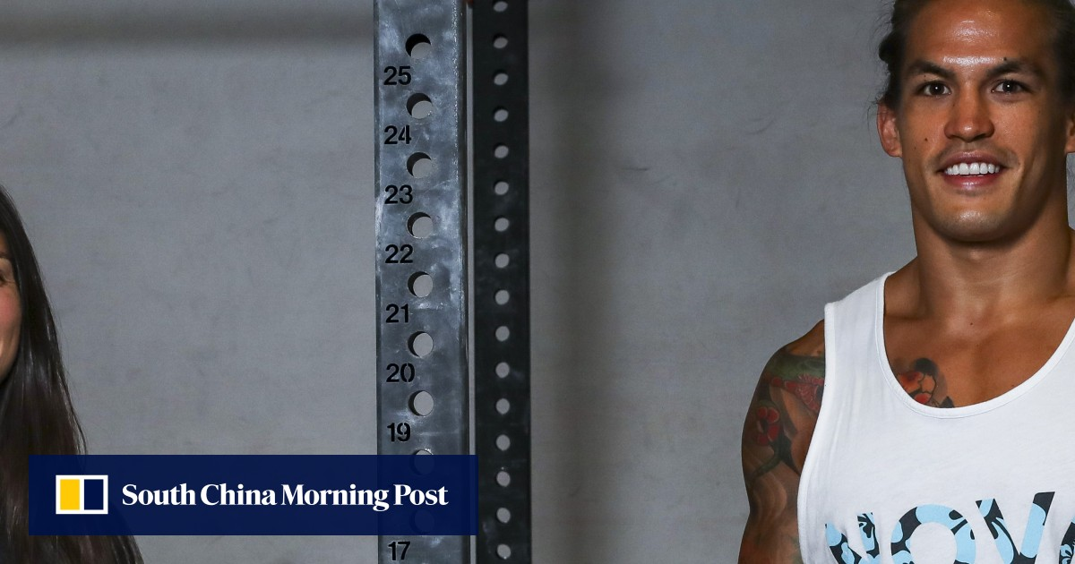 Hong Kong's top CrossFit athletes reveal diet and fitness secrets