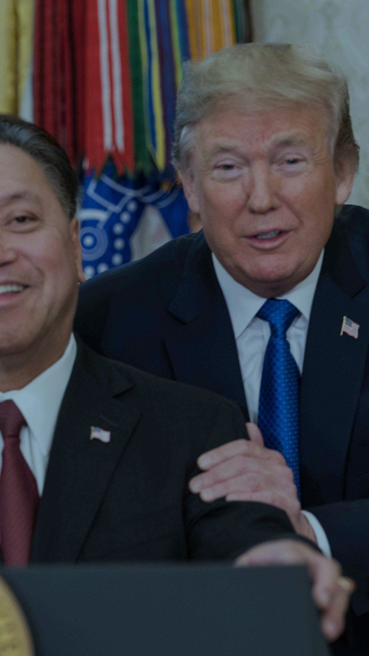 Why Trump is blocking a $117 billion hostile takeover (and why it's China's fault)
