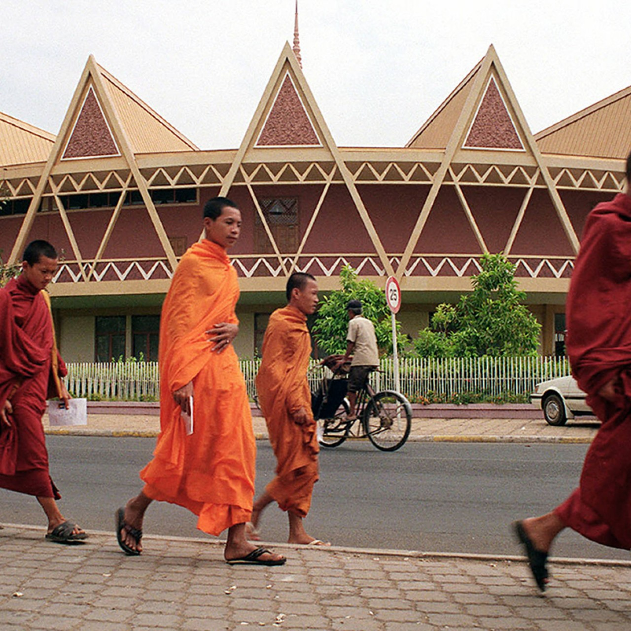 bb0366d1 Vann Molyvann: the unsung hero of Phnom Penh architecture   South China  Morning Post