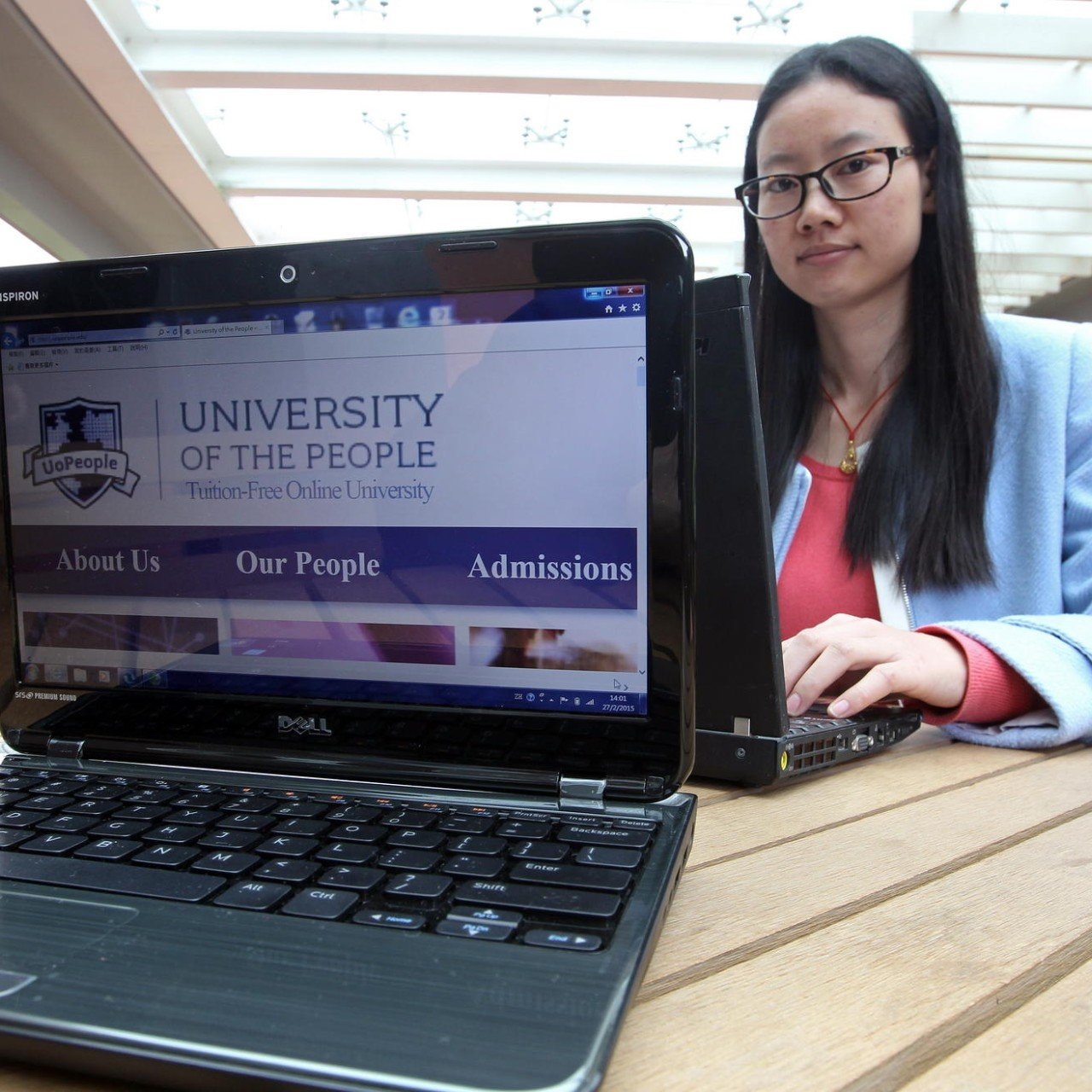 Low-cost online university gives thousands a chance to study | South