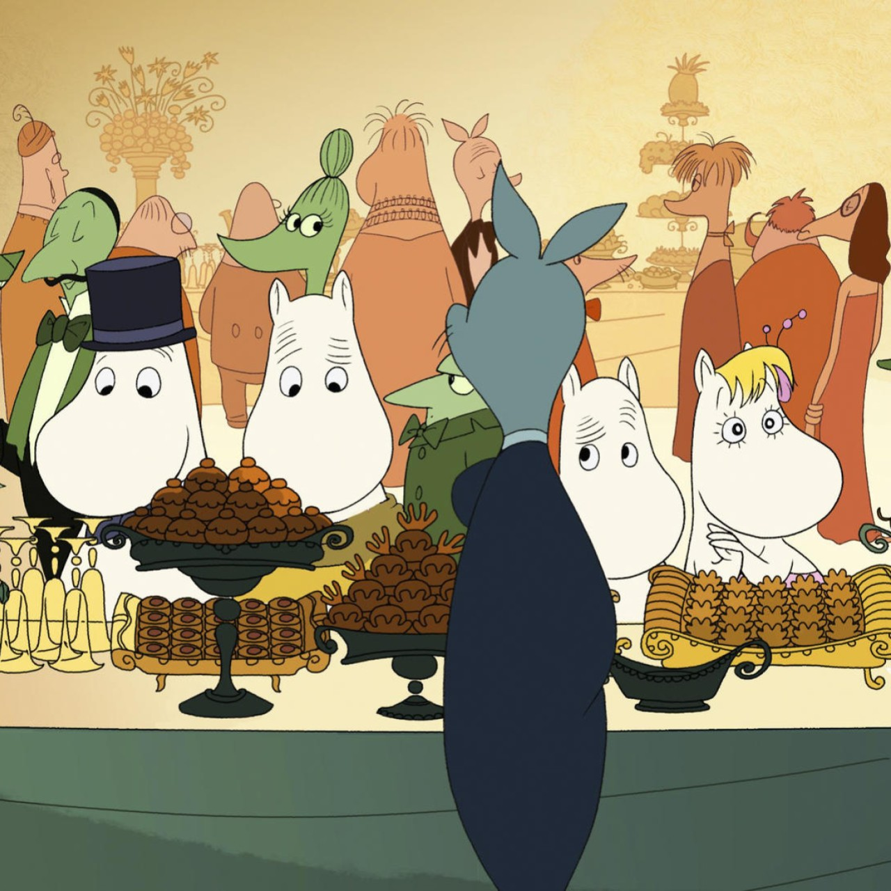 Film review: Moomins on the Riviera is a throwback to