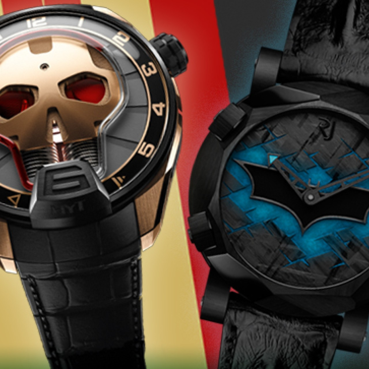 5 powerful watches perfect for superheroes   South China Morning Post