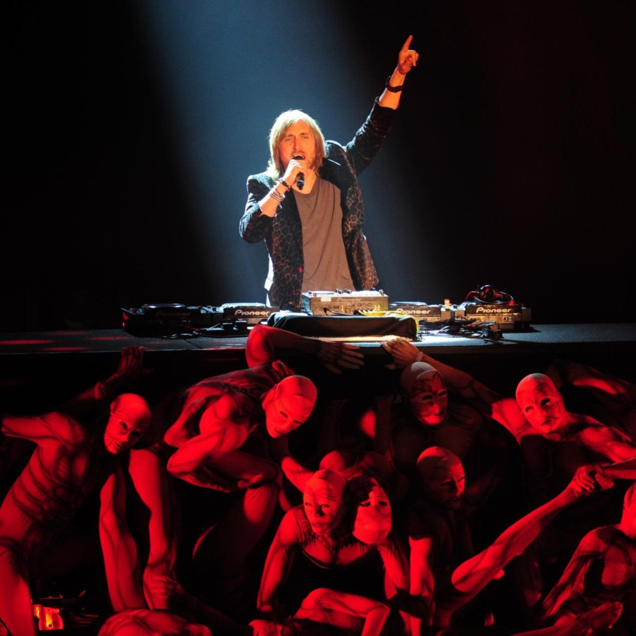 DJ David Guetta living the moment after 20-year wait for