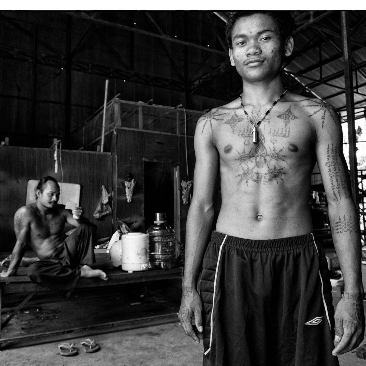 The magical tattoo artists of Cambodia | South China Morning Post